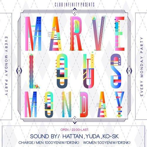 【MON】 Marve Lous