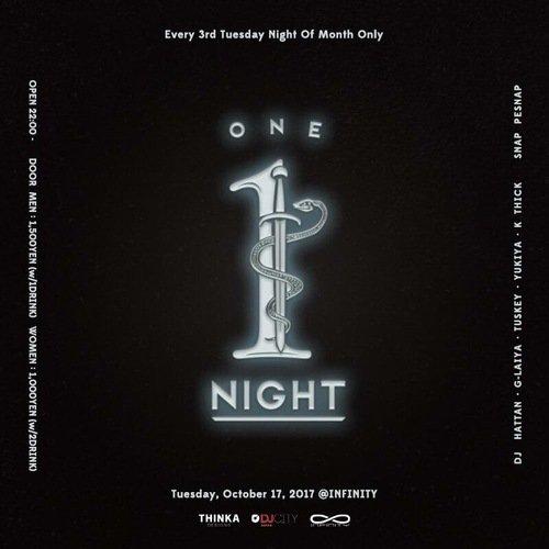 1 NIGHT SPECIAL