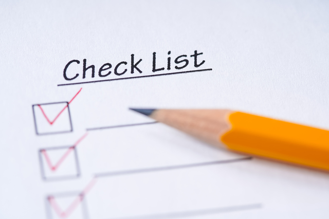 HSPのセルフチェックリストで簡単診断